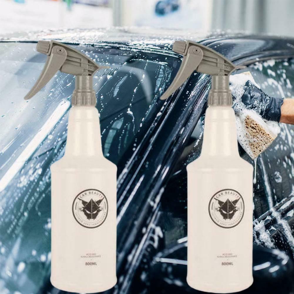 Rain Spot Remover Cleaning Spray Alkali Resistant Water Spray Car Wash Tool800ml