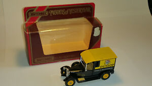 Matchbox-Talbot-Van-1927-034-Dunlop-034-Y-5-034-Models-of-Yesteryears-034-Limited-Edition
