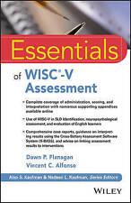 Flanagan, Dawn P.-Essentials Of Wisc-V Assessment  BOOK NEW