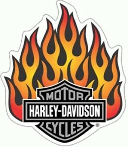 aufkleber harley davidson flammen 10x8cm flames decal helm. Black Bedroom Furniture Sets. Home Design Ideas