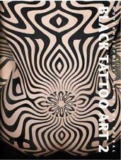 BLACK TATTOO ART 2 - Buch!!! NEU & OVP! kein Porto!
