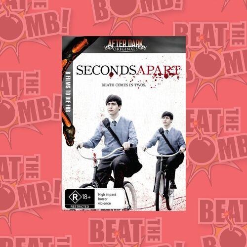 1 of 1 - Seconds Apart (After Dark Originals)  - DVD - NEW Region 4