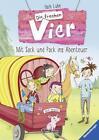 Die frechen Vier 3. Mit Sack und Pack ins Abenteuer von Usch Luhn (2015, Gebundene Ausgabe)