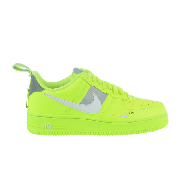Nike Air Force 1 Low Utility Volt Men'sWomen's Casual Shoes AJ7747 700