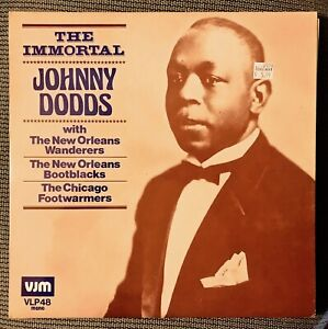 The-Immortal-Johnny-Dodds-w-The-New-Orleans-Wanderers-New-Orleans-Bootblacks