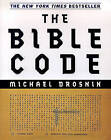 The Bible Code by Michael Drosnin (Paperback, 1998)