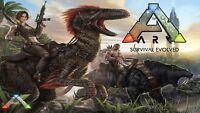 ARK Survival Evolved Steam Download PC Global Regionfree