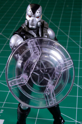Custom Clear Energy Shield 1:12 scale straps