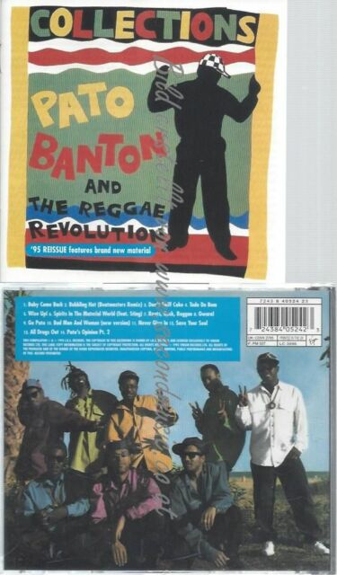 CD--PATO BANTON--COLLECTIONS -DOMESTIC ONLY-