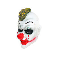 Paintball Airsoft Wire Mesh Full Protection Slipknot Clown Mask Prop L0973