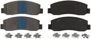 Bendix MKD1069 TitaniuMetallic II Disc Brake Pad Front