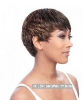 It's A Wig 100% Human Hair Hh Indian Tara Short Pixie Style Human Hair Wig
