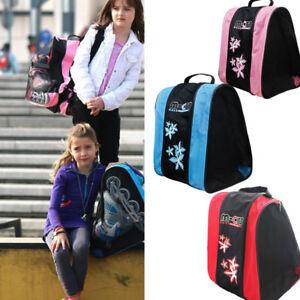 Sport Portable Shoulder Strap Inline Skates Blade Carry Bag Roller Skating Bag