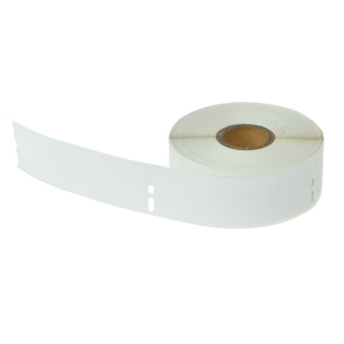 """5 Roll 350 Address Labels Permanent for DYMO LabelWriters 30252 1-1//8/"""" x 3-1//2/"""""""