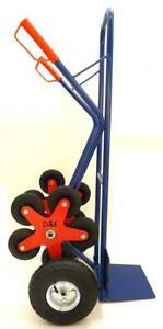 Sackkarren Für Treppen : sackkarre treppensackkarre 200kg stahl mit 5 sternformigen r dern f r treppen ebay ~ Watch28wear.com Haus und Dekorationen