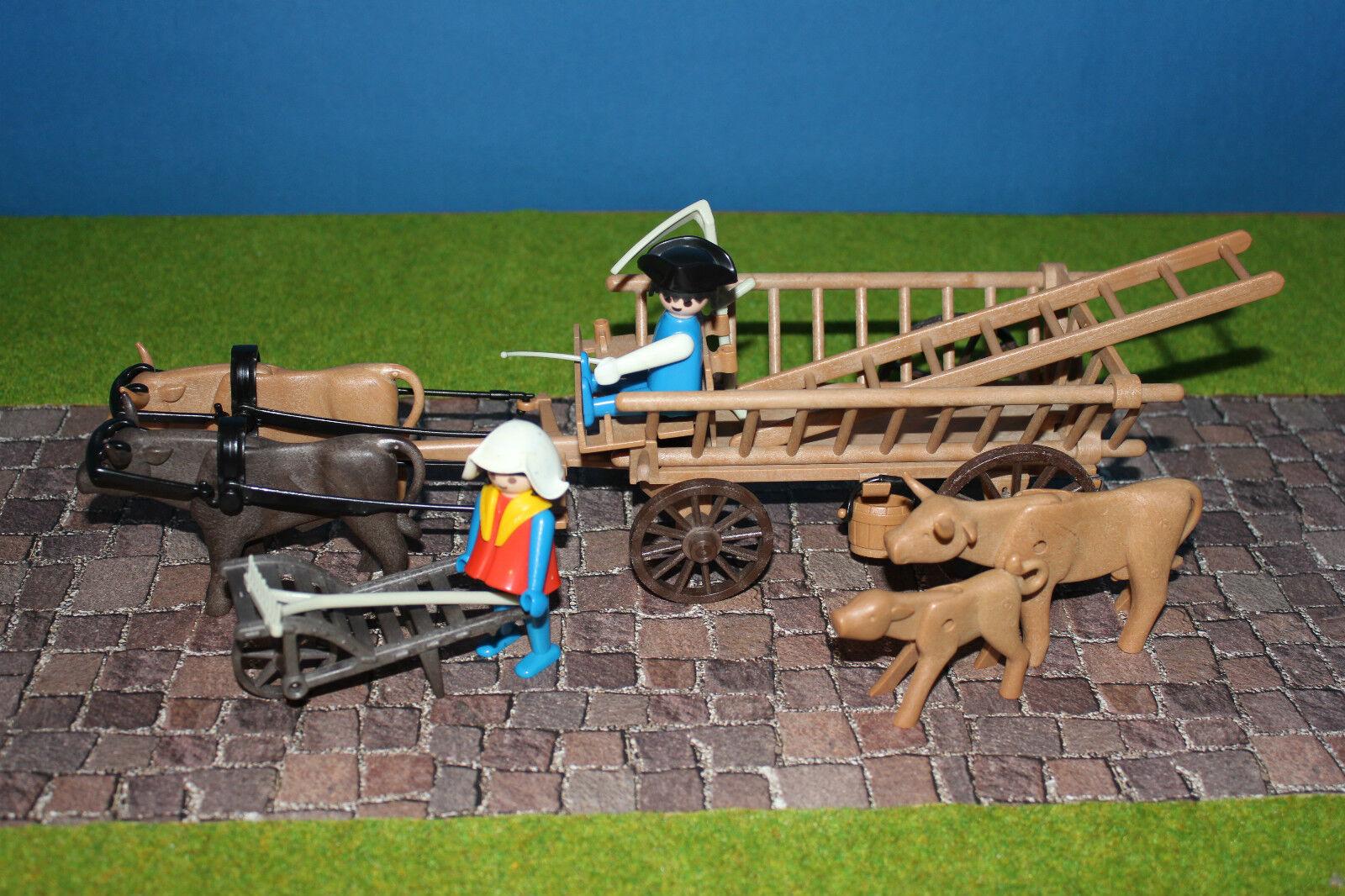 Playmobil Caballero 3503 Ritterset Perfecto Estado 1978
