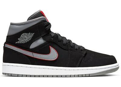 Nike Air Jordan Retro 1 Mid Black