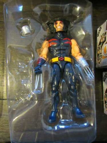 Marvel Legends Weapon X X-Men Age of Apocalypse Sugar Man Series LOOSE NO BAF