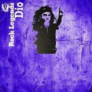 """DIO """" ROCK LEGENDS"""" CD NEU"""