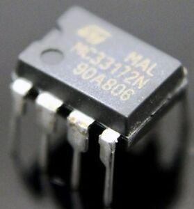 MC33172N-Doppio-Amplificatore-Operazionale-Bipolare-LOTTO-DI-5