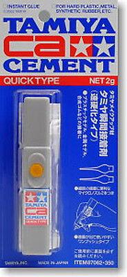 Tamiya 87062 Cyano Acrylate Cement Quick Type 2g