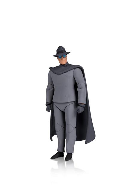 The Animated Series The New Batman Adventures Batgirl Action Figure Graysuit