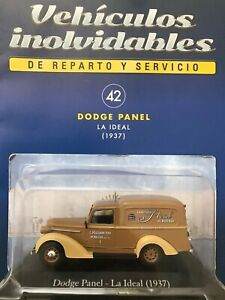 Dodge-Van-1936-Confiteria-Ideal-de-Banfield-Diecast-Car-1-43-Service-Cars-Arg