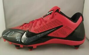 4903b818b1b5b Details about LaVonte David Autographed Signed Nike Cleat Tampa Bay  Buccaneers JSA