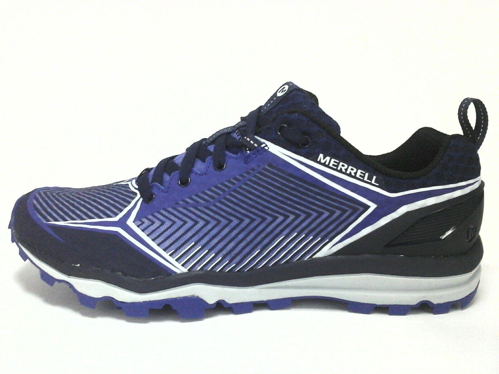 Zapatos Merrell Senderismo navegar por la la la web Azul para Mujer Zapatillas Trail Running US 10 EU 41  servicio considerado