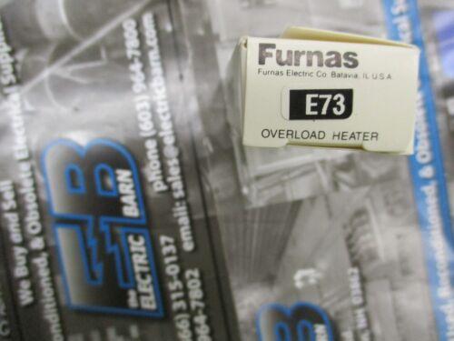 NEW Furnas E73 Overload Heater