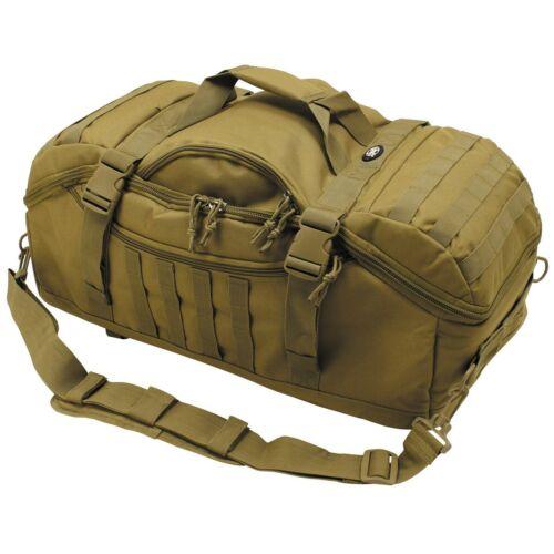 Rucksacktasche Travel Reisekoffer Armee Molle Tragetasche Reisetasche 48 Liter