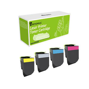 Remanufactured-71B0H10-71B0H40-Made-in-USA-HY-Toner-Cartridge-For-Lexmark