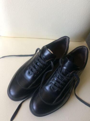 Eu Shoes 37 Heschung 5 Taglie Women's Atelier 5 In Black 4 Uk SqqEzw