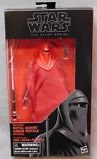 """Star Wars 6"""" Black Series Imperial Royal Guard Action Figure"""