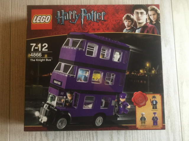 Lego Harry Potter, Lego Harry Potter Bus, 598 kr. Bus nr.…