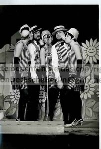 STARLETS-ROSY-SINGERS-3-OriginalFotos-VINTAGE-FOTO-Ingo-BARTH