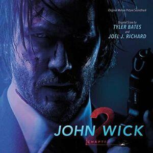 Tyler-Bates-Joel-Richard-John-Wick-Chap-2-Original-Motion-Pic-Soundtrack-CD
