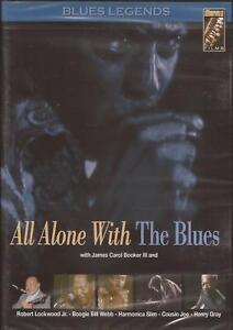Blues-Legends-All-Alone-With-The-Blues-DVD-NEW-SEALED