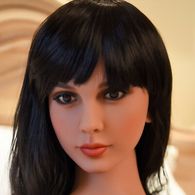Real Doll Heads Realistic Sex Dolls Oral Love Doll Toy for