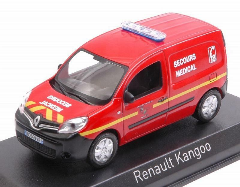 RENAULT KANGOO VAN 2013 SAPEURS POMPIERS SECOURS MEDICAL NOREV 511327 1 43