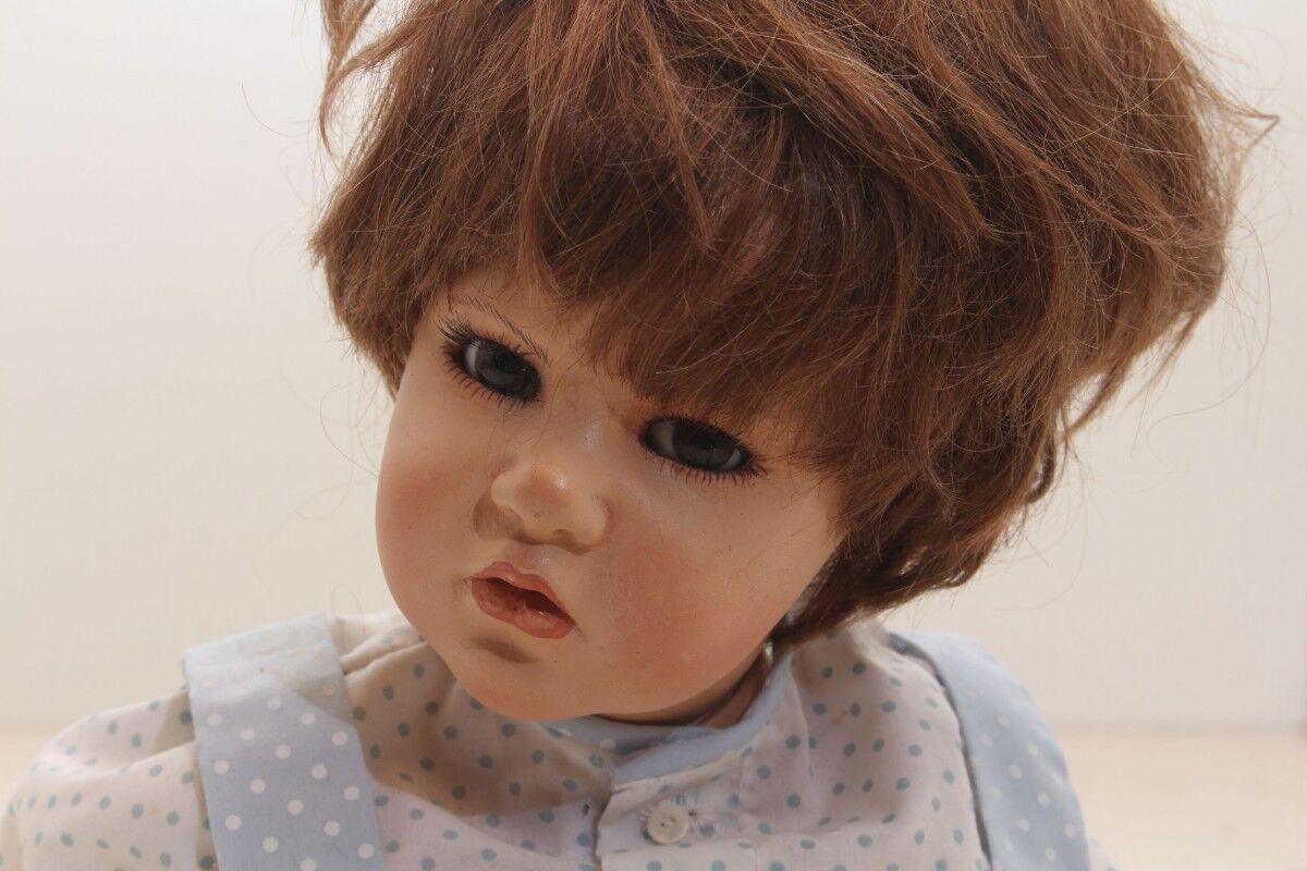 Bambola bambola da collezione   FABIAN   FABIAN Schlechte UMORE Carin lossnitzer