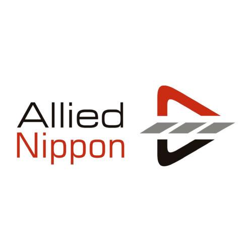 Genuine Allied Nippon Front Rear Brake Disc Pads Set ADB0731