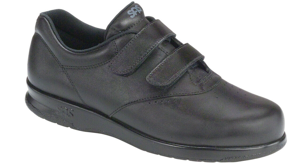SAS Women's Women's Women's shoes Me Too Black 11 Wide W FREE SHIPPING Brand New In Box Save    969aae