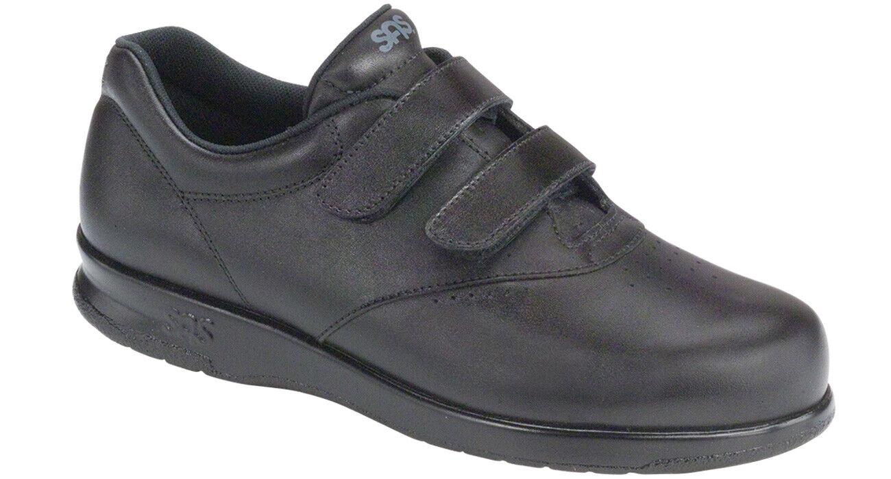 SAS Women's shoes Me Too Black 10 Medium M FREE SHIPPING Brand New In Box Save