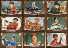 2004 Bowman Heritage DANNY GONZALEZ Signed Card autograph PHILLIES puerto rico