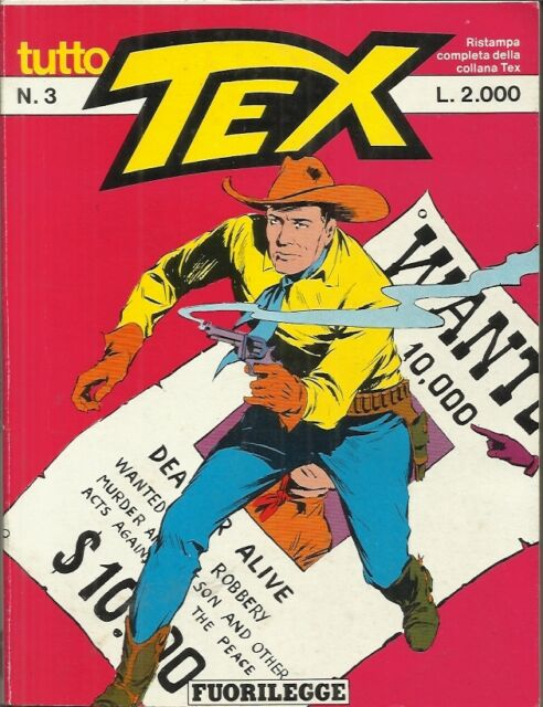 TUTTO TEX n° 3 (Daim Press, 1986)