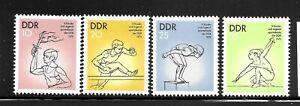 GERMANY-GERMAN-DEMOCRATIC-REPUBLIC-DDR-Sc-1665-1668-MINT-NO-HINGE