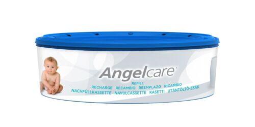 3er Pack Angelcare Windel Entsorgung System Refill Kassetten