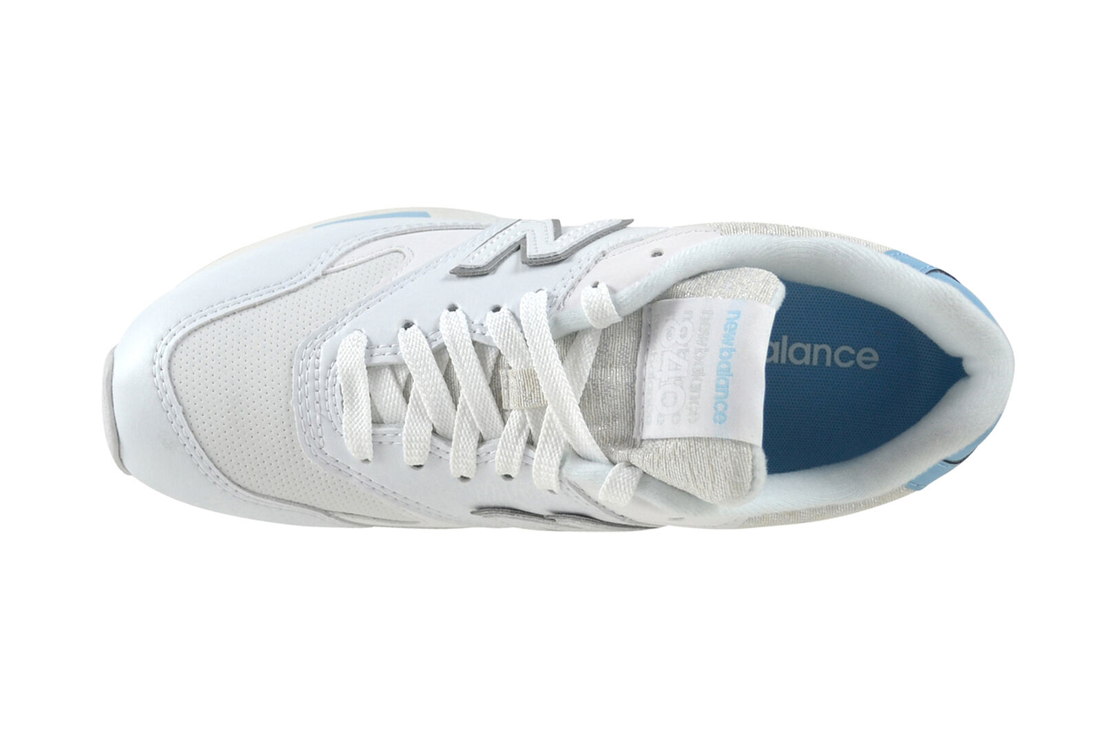 New Balance wl840 WS WS wl840 White Blue Sneaker Chaussures Blanc dca4a4