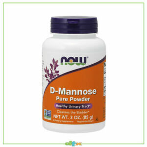 Now-Foods-D-Mannose-Powder-85g-40-Serve-Urinary-Tract-Health-UTI